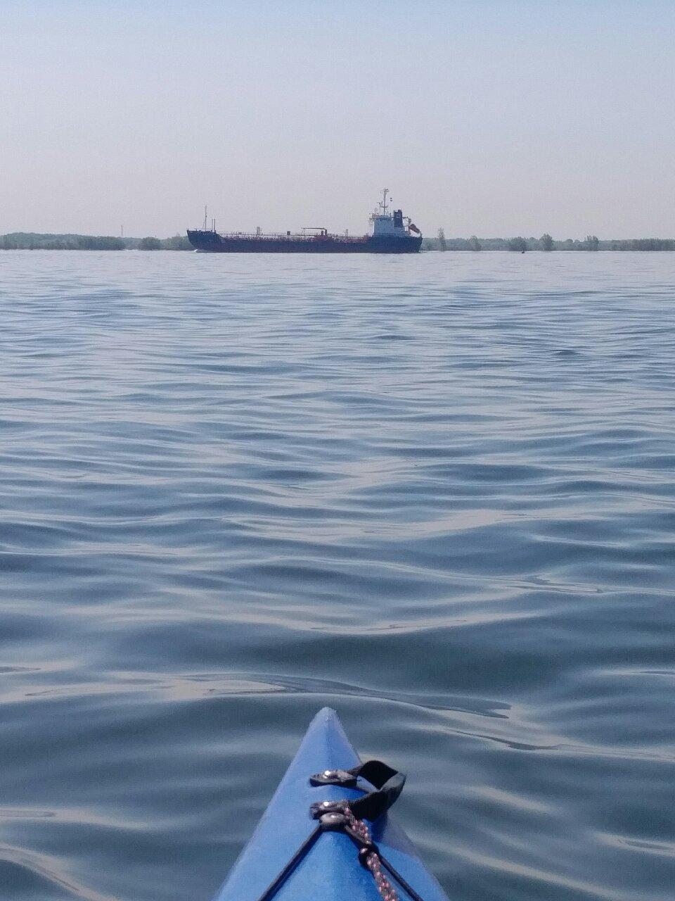 St. Lawrence Seaway looking towards Lery